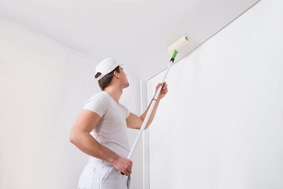 malowanie ściany