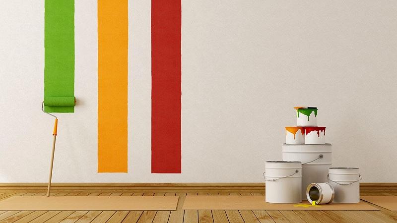 farby do wnętrza domu